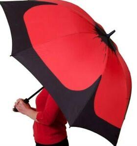 Poppy Golf  Umbrella by Fulton .