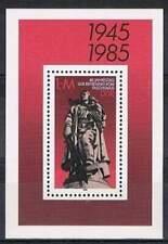 DDR postfris 1985 MNH block 82 - Bevrijding van faschisme