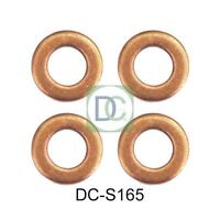 Vauxhall Combo Tour Mk II 1.3 CDTi Bosch Diesel Injector Washers Seals Pack 4