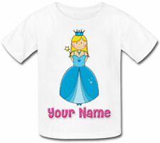 Princesses & Fairies Baby Girls' T-Shirts and Tops 0-24 Months