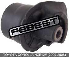 Crossmember Bushing For Toyota Corolla Nze12# (2000-2008)