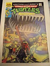 Teenage Mutant Ninja Warriors Adventures 1989 Canadian price variant VGFN