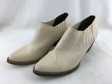 Leather Medium (B, M) Cowboy, Western 7.5 Boots for Women
