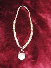 dganit sesigner handmade silver necklace