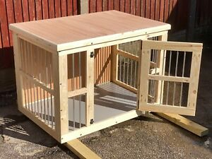 indoor dog kennel eBay message to enquire for delivery cost
