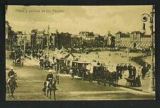URUGUAY 21-MONTEVIDEO -Playa y rambla de los Pocitos