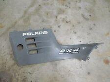 polaris magnum 325 2x4 4x4 left side fuel tank panel cover grey gray 500 01 2002