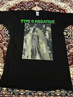 Type O Negative 1994 T-Shirt Bloody Kisses Tour peter steele Tshirt New Unisex