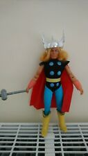 "Vintage Original Mego THOR 8"" Figure WGSH - Pristine condition - Complete Scarce"