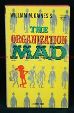 1960 13th Printing William M Gaines THE ORGANIZATION MAD paperback