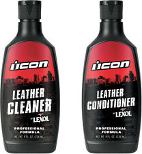 *Ships Same Day* ICON Leather Cleaner & Conditioner for Motorcycle Jackets