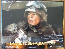 JOSH HARTNETT PHOTO EXPLOITATION LOBBY CARD LA CHUTE DU FAUCON NOIR