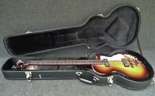 HOFNER HI-CB-SB CLUB BASS GUITAR GREAT UK VIBE VINTAGE SUNBURST WITH HARD CASE