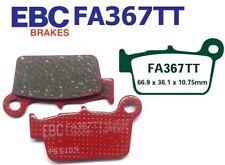 EBC GARNITURES DE FREIN FA367TT ESSIEU ARRIÈRE SHERCO ENDURO 2.5I (4T) Inc. SE