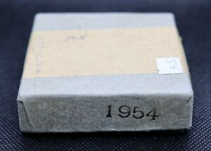 1954 United States Mint Proof Set OGP Rare Find in Original Box!