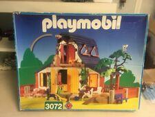 playmobil 3072 ferme complet en boite