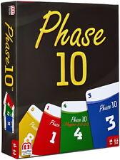 Mattel Phase 10 Kartenspiel Spiele Familienspiel Karten Spiel Spielkarten xmas