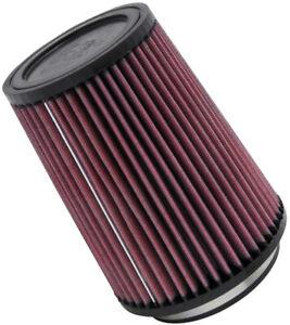 K AND N ENGINEERING Universal Rubber Filter  P/N - RU-2590
