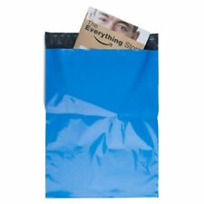 100 Poly Mailers 10x13 Shipping Bags Plastic Packaging Mailing Envelope Blue
