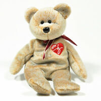 Ty Beanie Babies 1999 Signature Bear Retired Stuffed Plush Baby Toy Pre Owned