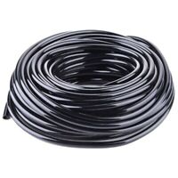 50M Watering Tubing Hose Pipe 4/7Mm Hose Drip Garden Irrigation System F8H9