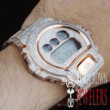 Pink G-Shock/G Shock Digital Men's Simulated Diamond Watch Joe Rodeo Jojino Kc