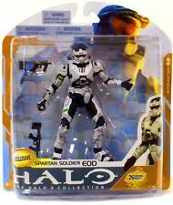 McFarlane Halo 3 Series 8 EOD Spartan (White) Exclusive Figure