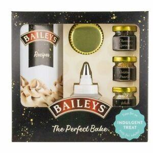 Baileys Cupcake Gift Set Bakery With Chocolate Sprinkles Christmas Gift