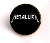 Spilla Da Metallica Nero E Argentato Nuovo Bigiotteria Accessori Moda