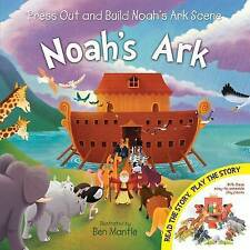 Noah's Ark (Junior Press Out & Build), Kate Thomson, New Book