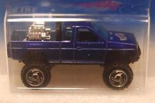 Hot Wheels 1997 Blue Streak Series Nissan Truck #574