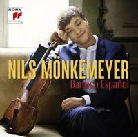 NILS MÖNKEMEYER - BARROCO ESPAGNOL  CD NEW+