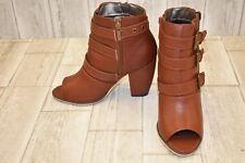 Michael Antonio Maklar Bootie - Women's Size 7.5 - Cognac NEW!