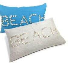 Linen Blend Decorative Cushions & Pillows without Personalisation