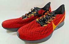Nike Kansas City Chiefs Air Zoom Pegasus 36 Running Shoes CI1930-600 Size 14 New