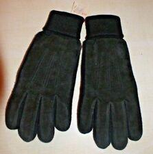 Paire de gants noir neuf taille L de marque DENTS 5-1628 étiqueté à 89€