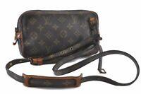 Louis Vuitton Monogram Marly Bandouliere Shoulder Cross Body Bag M51828 LV B7385