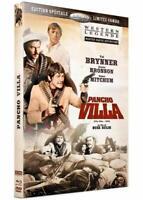 PANCHO VILLA  WESTERN LEGENDE COMBO BLU RAY + DVD  NEUF SOUS CELLOPHANE