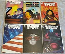 SAUCER STATE #1 2 3 4 5 6 SET IDW COMICS SUB & COVER B VARIANTS NM DOCTOR WHO