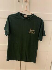 Harrods.com green T-shirt size S