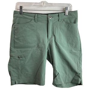Patagonia Worn Wear Tribune Shorts 8 Seafoam Green