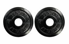 Pendlay Black Metal KG Change Plate Set - 2 KG Olympic Pair, 4 KG Weight Set