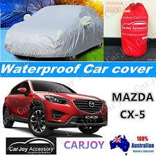 Waterproof Car Cover Sun UV Rain Resistant for Mazda CX5 CX7 Honda CRV SUV XL