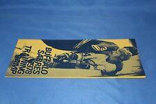 1978 Buffalo Sabres NHL Hockey Training Camp Guide