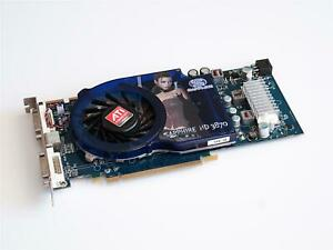 SAPPHIRE ATI Radeon HD 3870 512MB DDR4 PCIe Excellent condition!