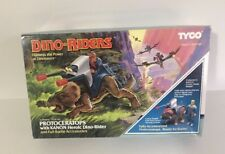 Dino Riders Protoceratops Empty Box