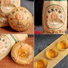 Yunnan Phoenix Cooked Puer Tea Pu'er Tea Tuocha Ripe Ancient Tree 茶 3.5oz Kit~