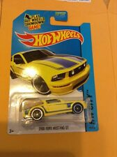 2014 Hot Wheels 2005 Ford Mustang GT With Band-Aid Or Tape Sealed Inside. Read
