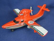 Matchbox Skybusters Vintage 2001 Sea Plane Mission Base F5 Rescue Loose