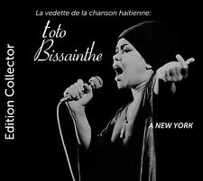 TOTO BISSAINTHE - A NEW YORK   CD NEUF